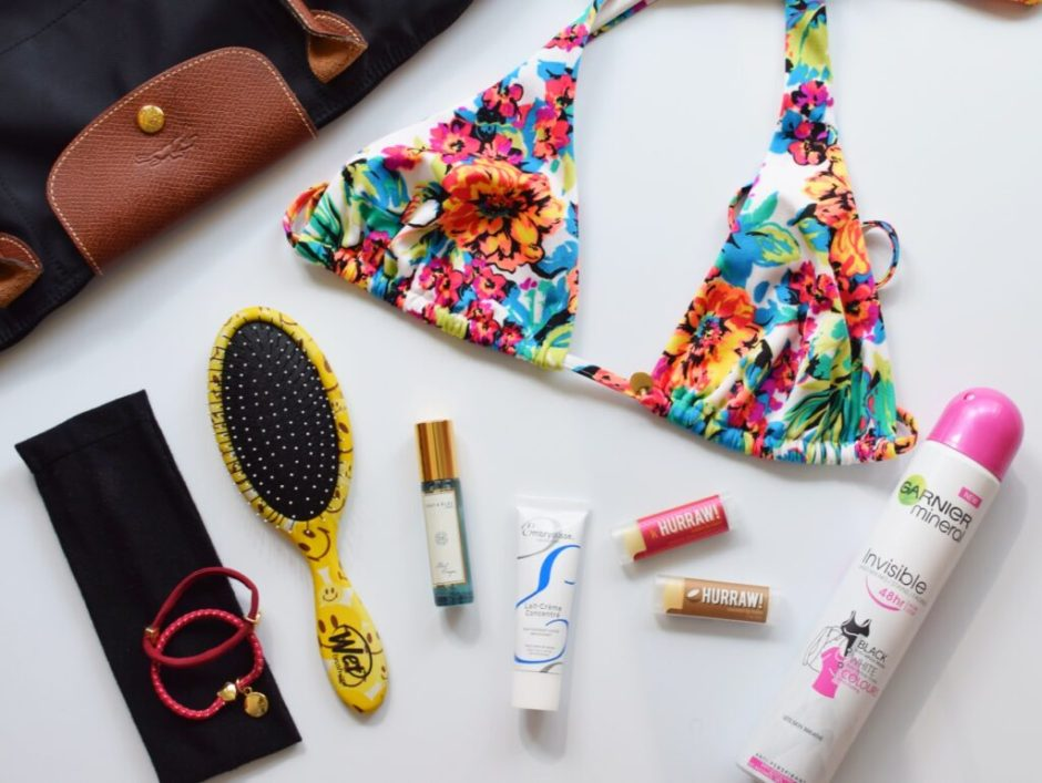 What's In My Spa Bag