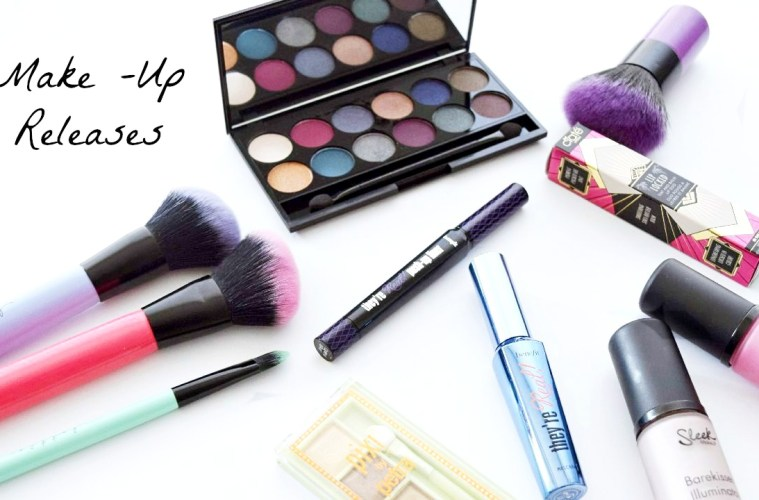 Make-Up Releases Autumn