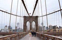 How to walk the Brooklyn Bridge