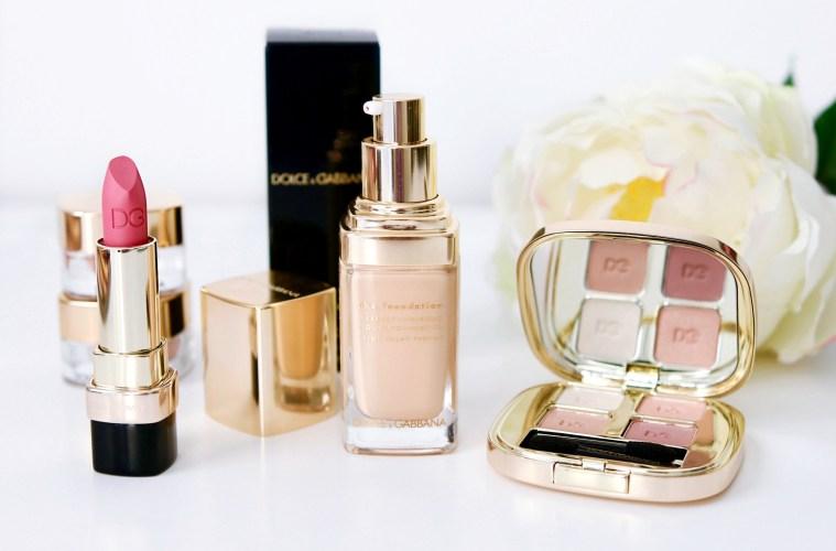 Dolce & Gabbana makeup review