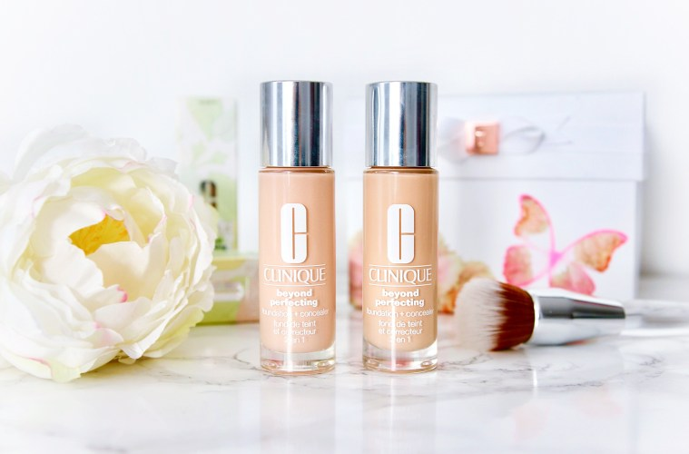 Clinique Perfecting Foundation & Concealer