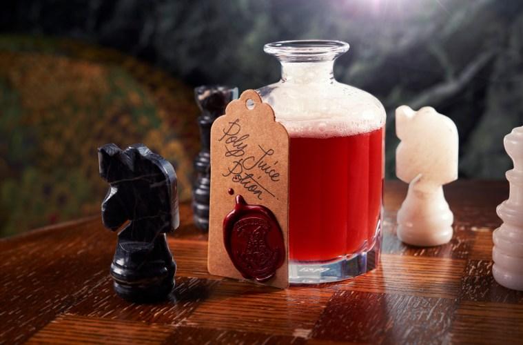 arfes Bar_Harry Potter_Polyjuice Potion_Cocktail