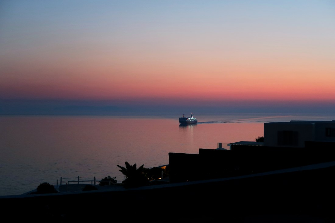 Mykonos Sunset Greece - Mykonos town - why you should visit Mykonos - UK Travel Blogger