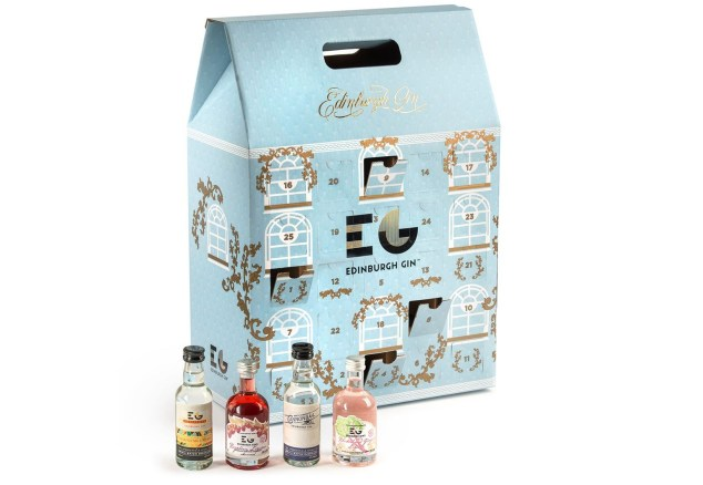 Edinburgh Gin Advent Calendar theldndiaries