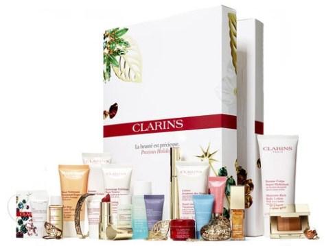 Clarins Advent Calendar 2017
