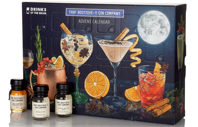 Drinks by the Dram 2017 That Boutique-y Gin Company's Advent Calendar theldndiaries