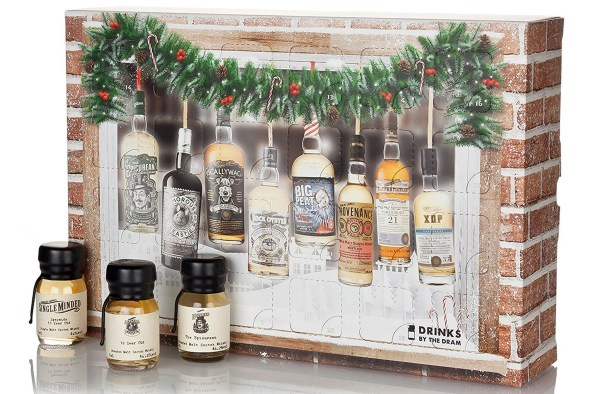 Drinks by the Dram 2017 The Douglas Laing Whisky Advent Calendar theldndiaries