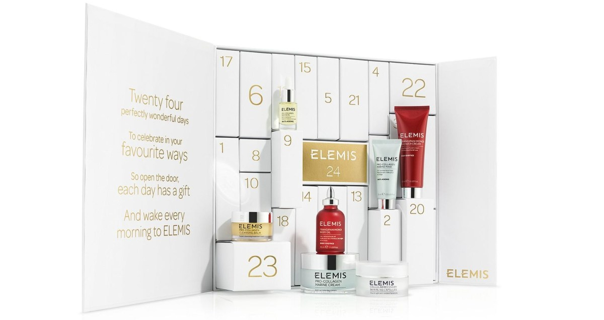 Elemis-advent-calendar-2017-theldndiaries