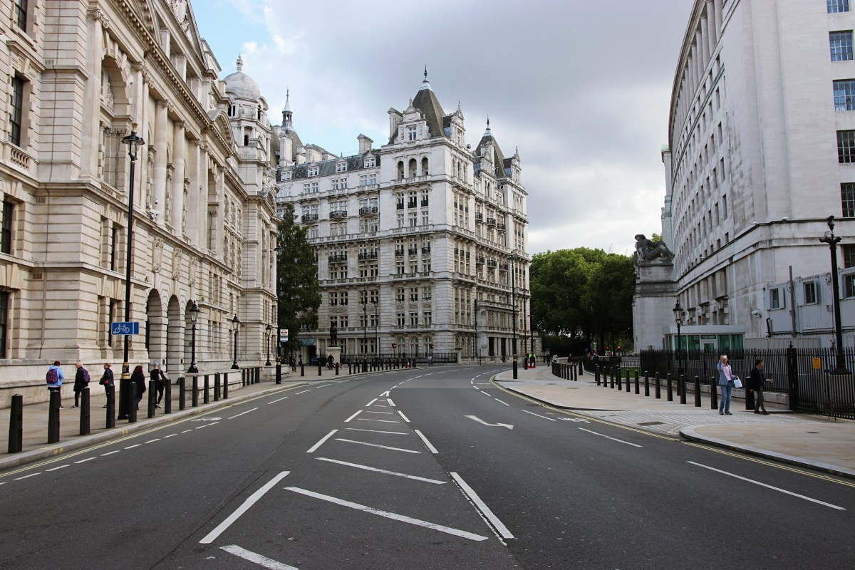Horseguards Avenue London