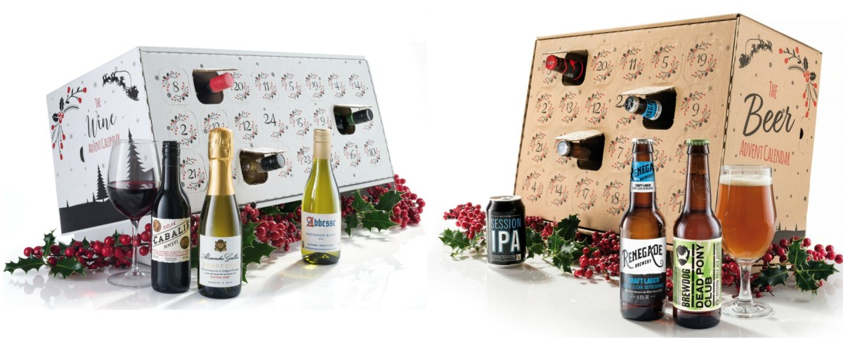 Laithwaites Wine & Beer Advent Calendar 2017