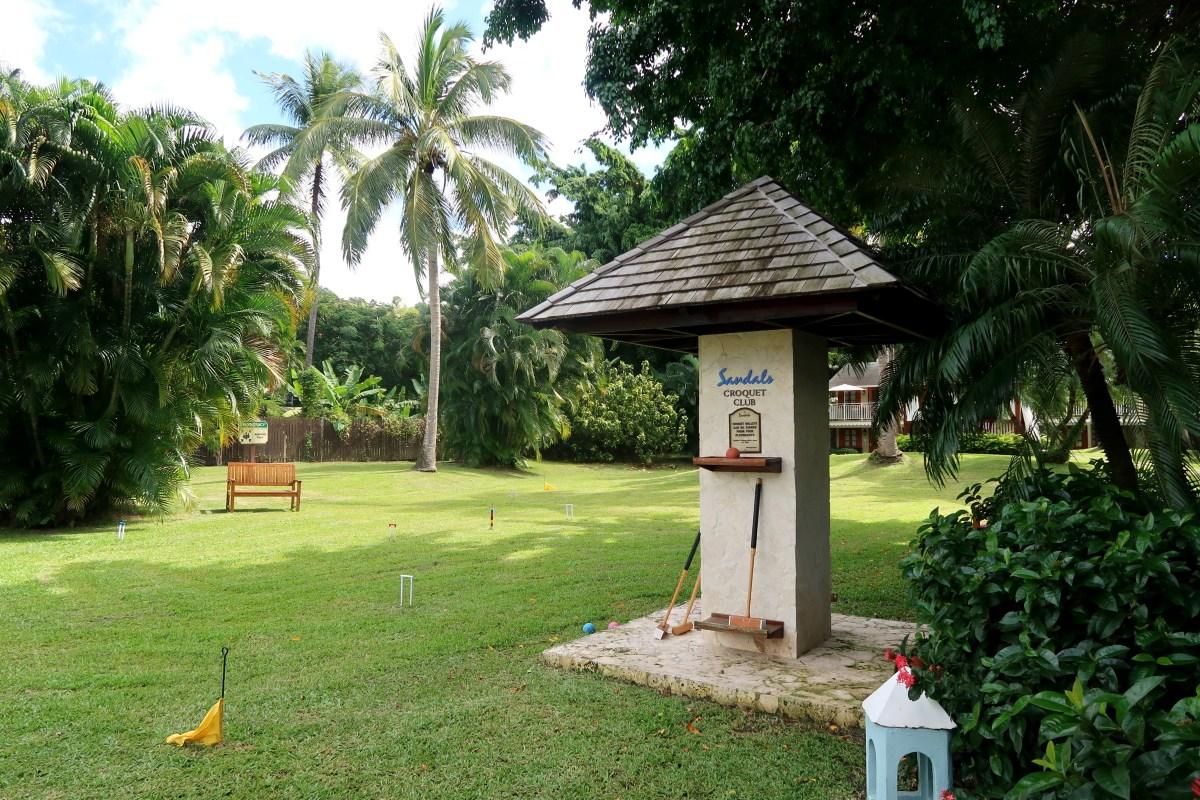Sandals Halcyon Beach Resort