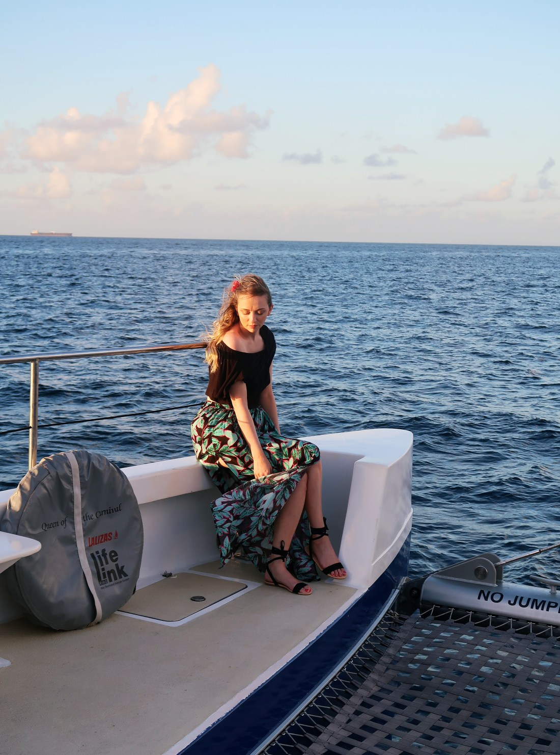 Saint Lucia Party Cruise Island Routes - Travel Blogger Review