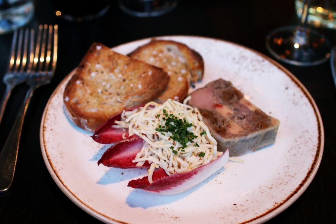 Sunday lunch at Madison London