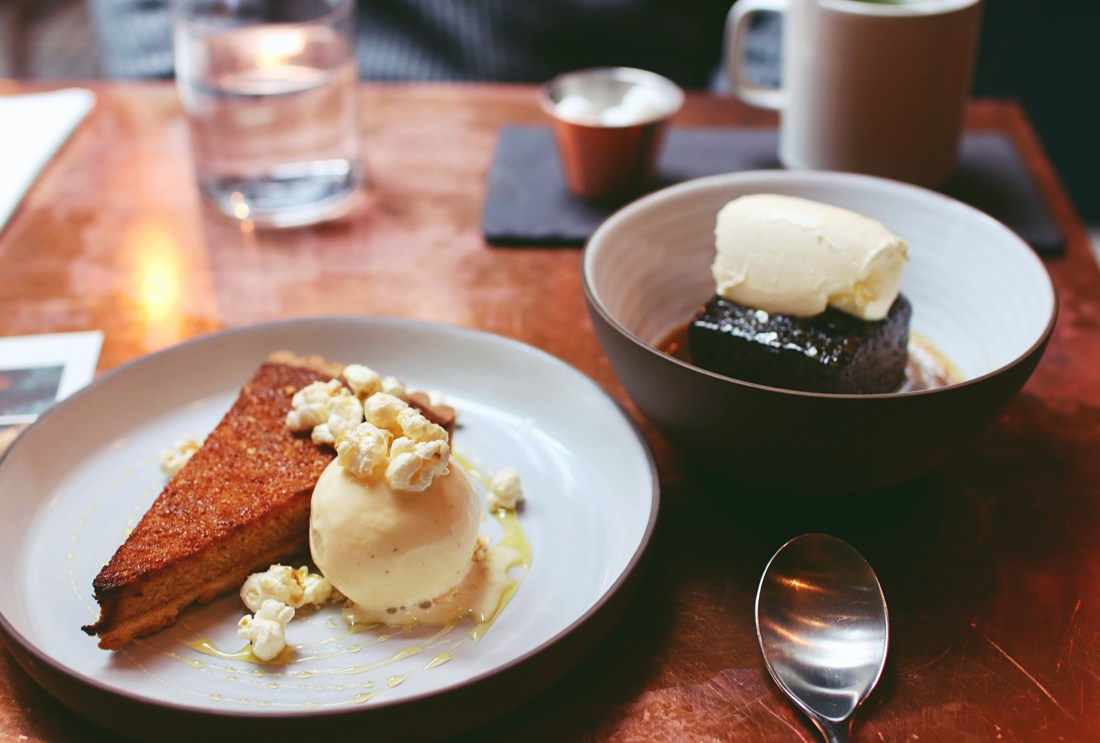 Pudding Sunday Lunch Boxcar Boxcar Butcher & Grill Marylebone Review
