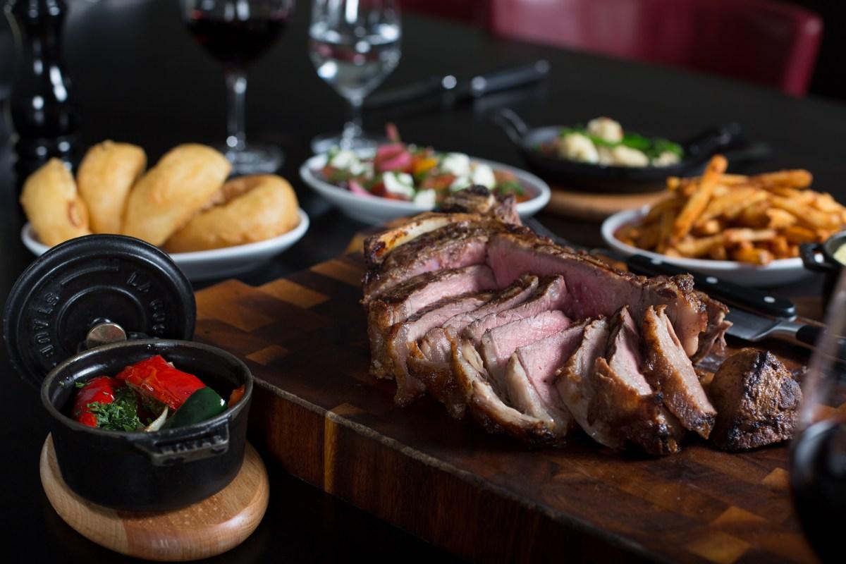 MASH Steak - Best Steak In London
