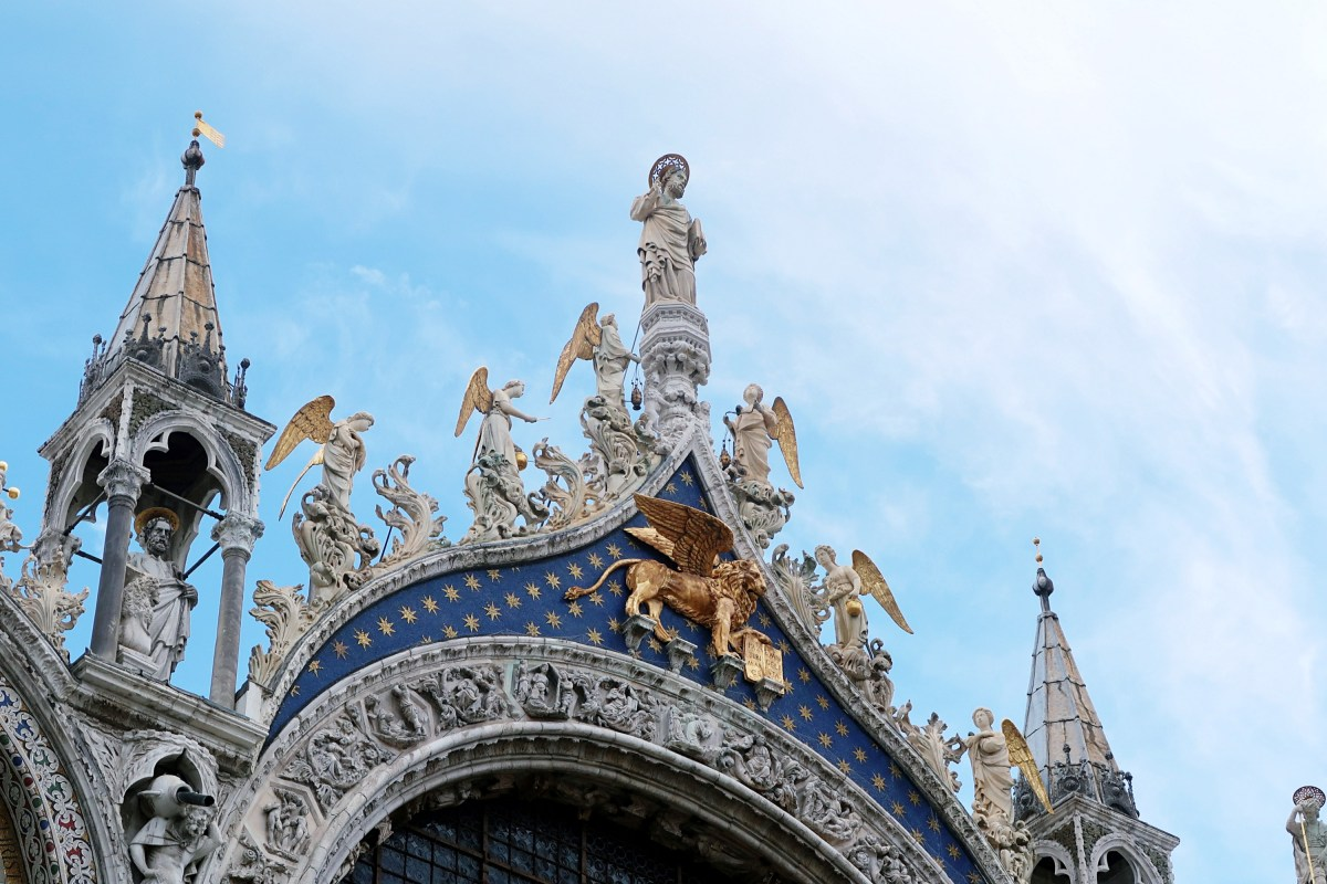 Basilica San Marco Piazza San Marco Venice - Travel Blogger - The LDN Diaries