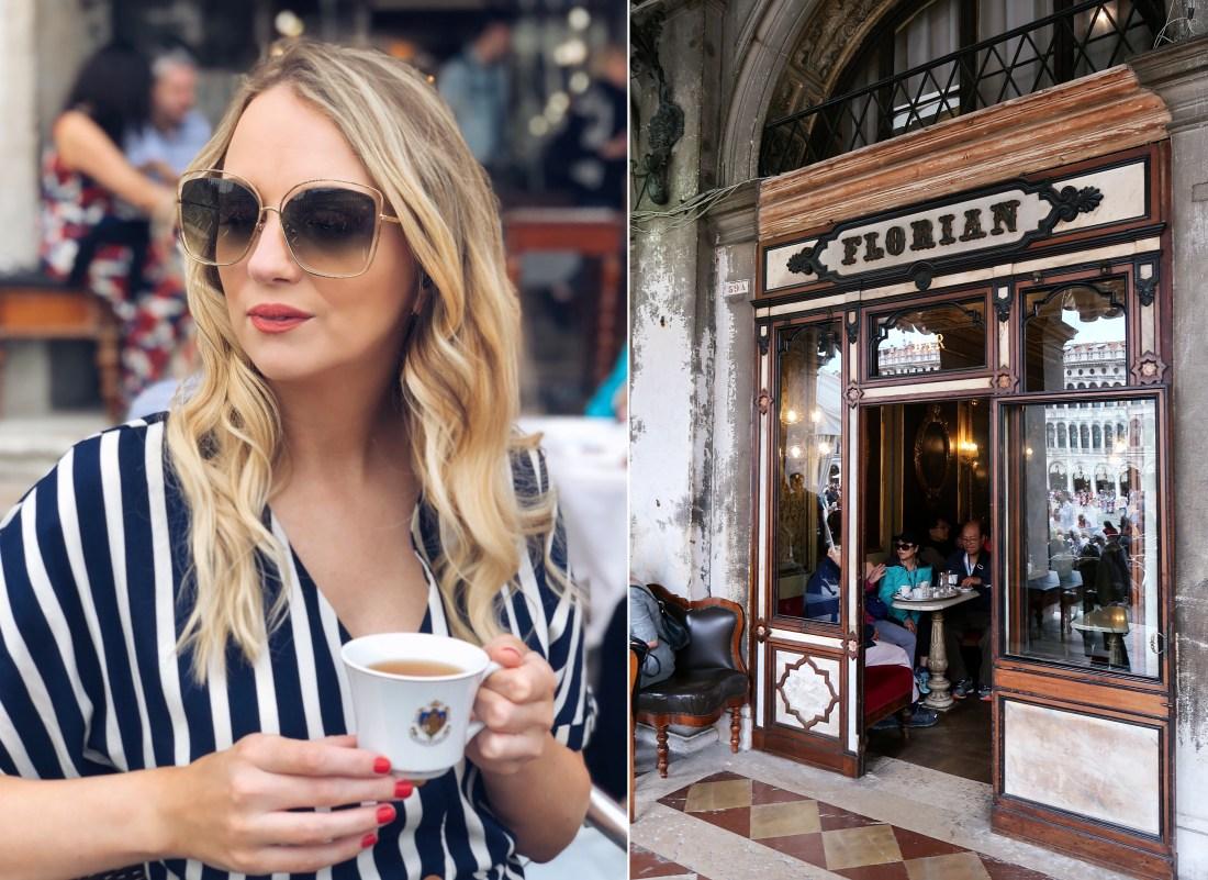 Florian Cafe Piazza San Marco Venice