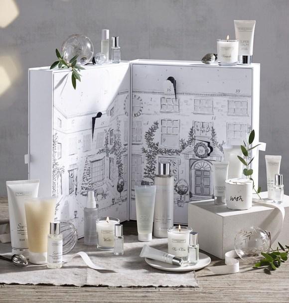 White Company Advent Calendar 2019
