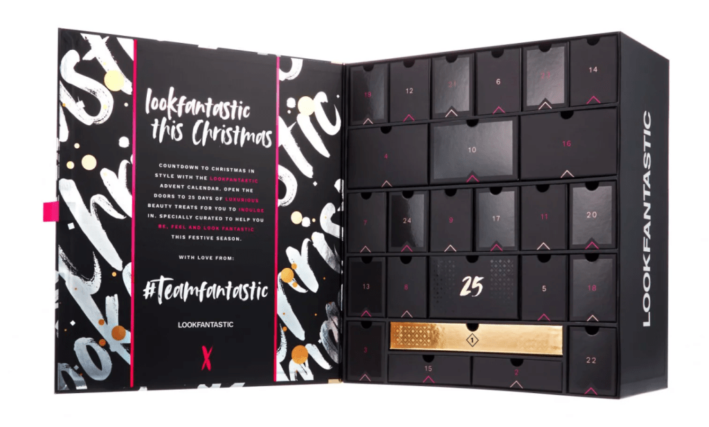 Look Fantastic Advent Calendar 2020