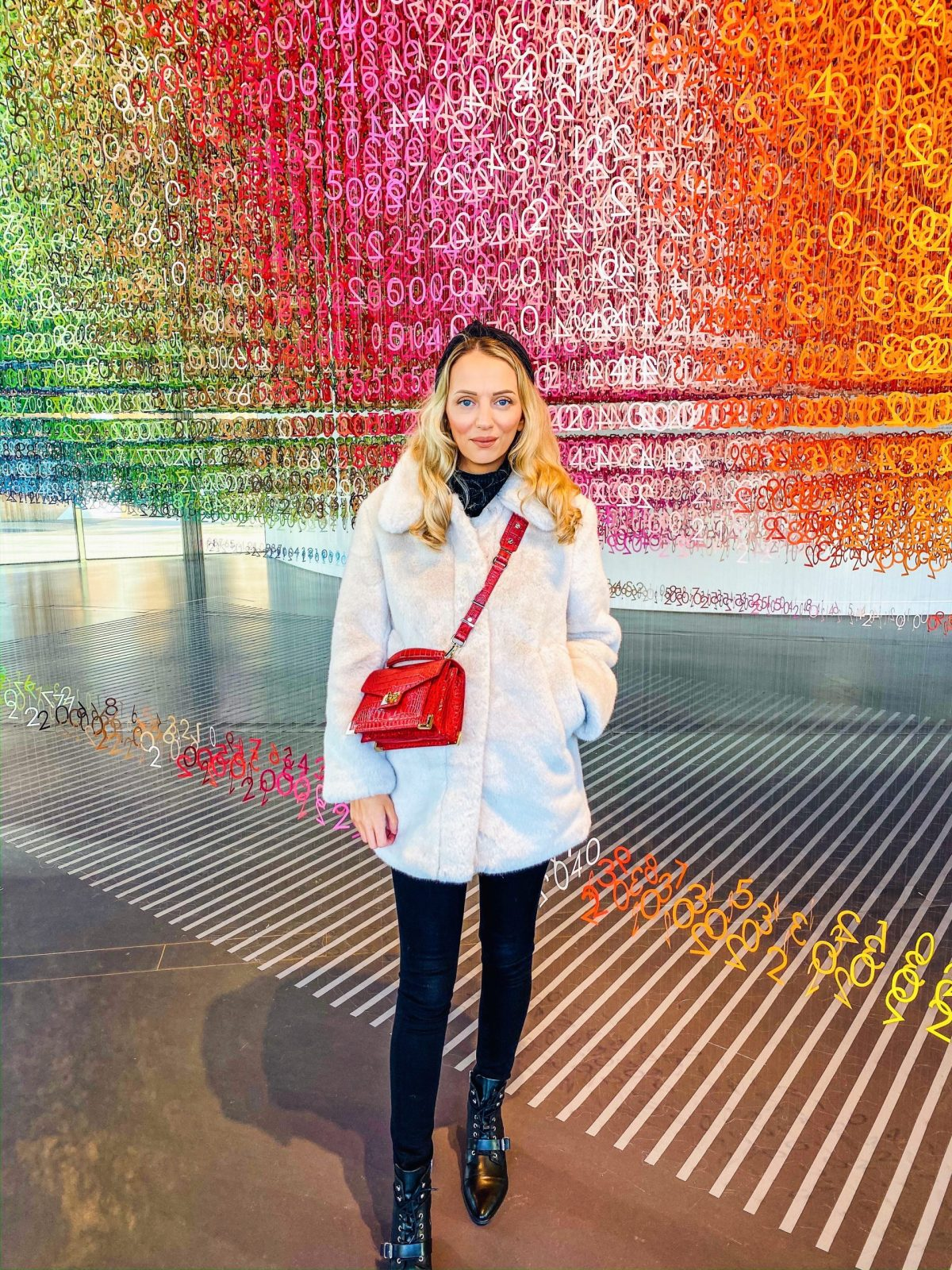 Slices of Time Emmanuelle Moureaux Now Gallery London - Things To Greenwich | The LDN Diaries