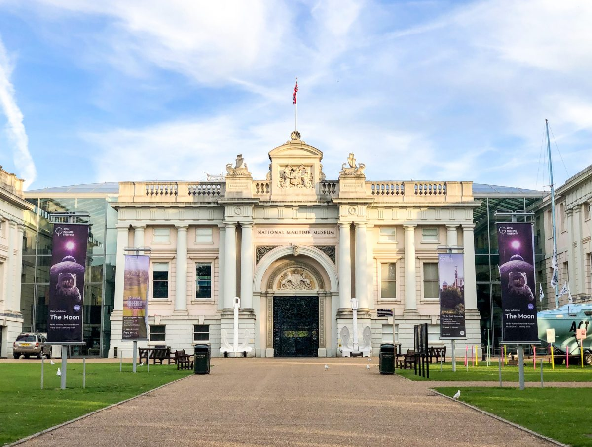 Royal Maritime Museum - Things to Do In Greenwich | The LDN Diaries