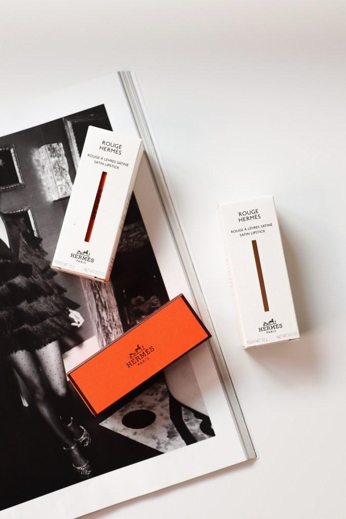 Hermes Rouge Lipstick Packaging | The LDN Diaries
