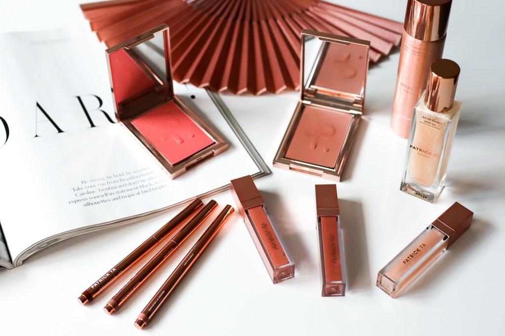 Patrick Ta beauty makeup review | The LDN Diaries