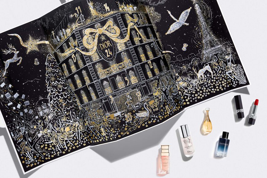 Dior Advent Calendar 2020 Contents