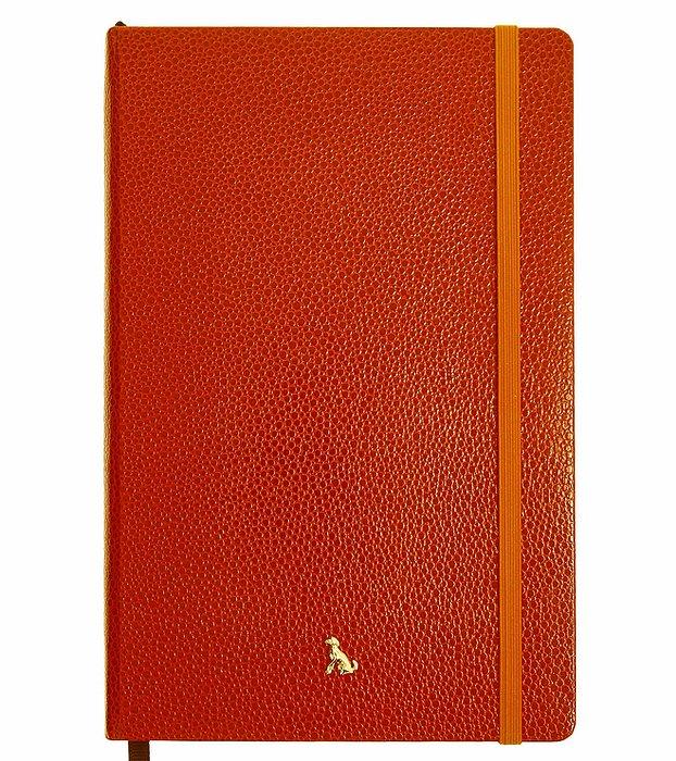 Rollo London Orange Notebook