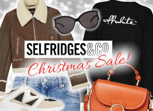 Selfridges Christmas Sale Thumbnail