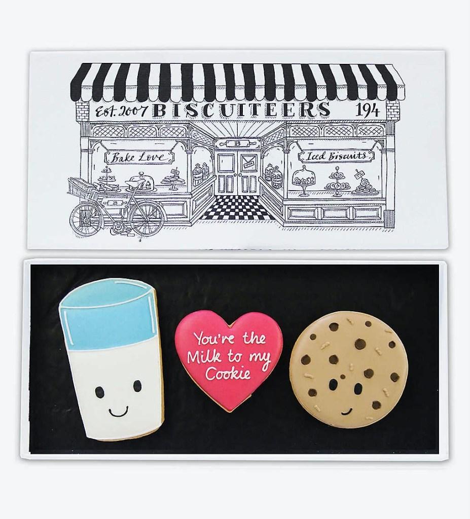 Biscuiteers Valentines Day Gift Ideas