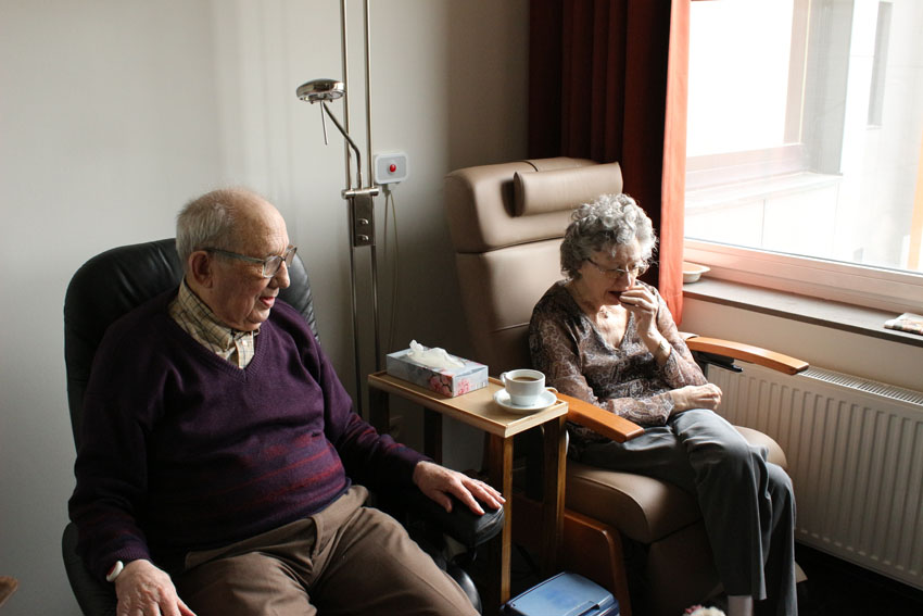 Egham Long Term Care Support