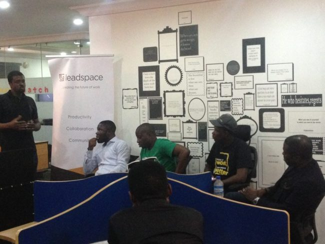Leadspace hosts Ventures Platform