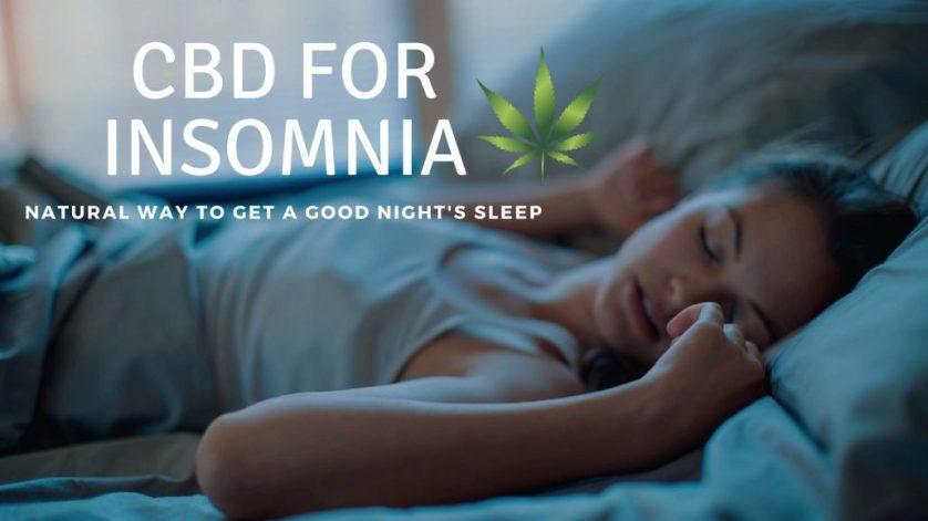 CBD for sleep: Can it assist me drop off to sleep-- and remain asleep? 3