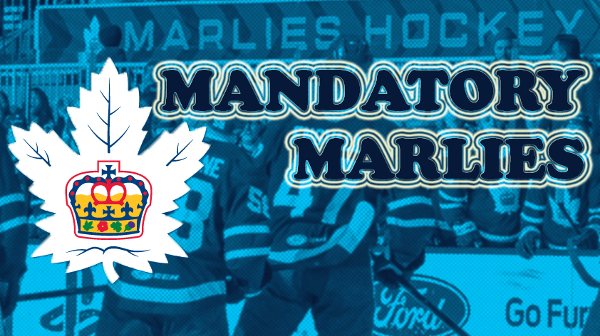 Marlies pick up a draft eligible goaltender as an OHL season begins to seem less likely