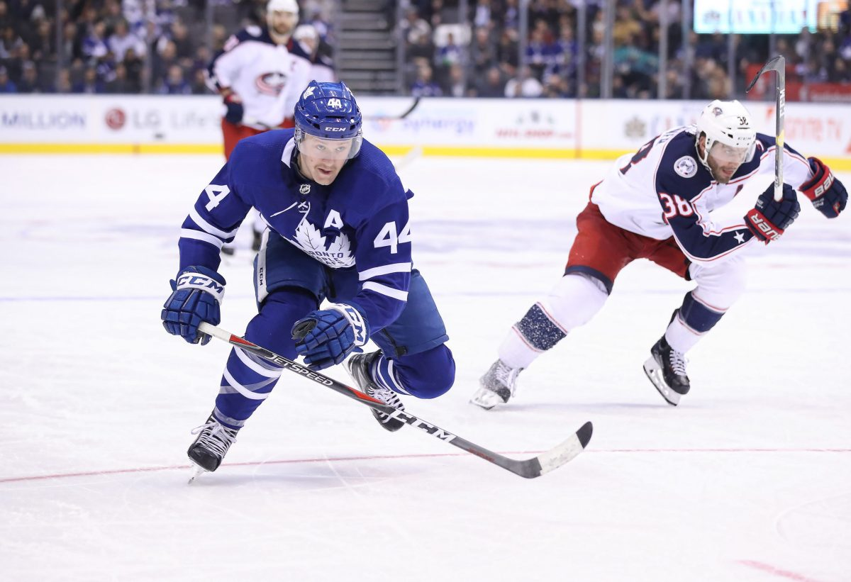 Morgan Rielly's contract remains at the top of the Leafs to-do list