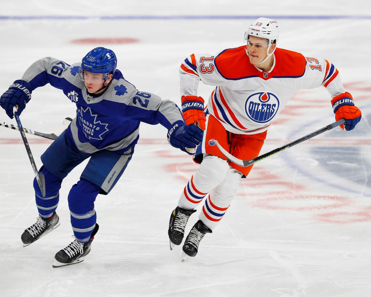 Maple Leafs vs Oilers 03/01/21 – Odds and NHL Betting Trends