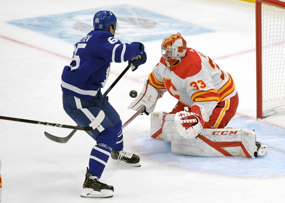 The Chronicles of Rittich: What does Big Save Dave bring to the Leafs?