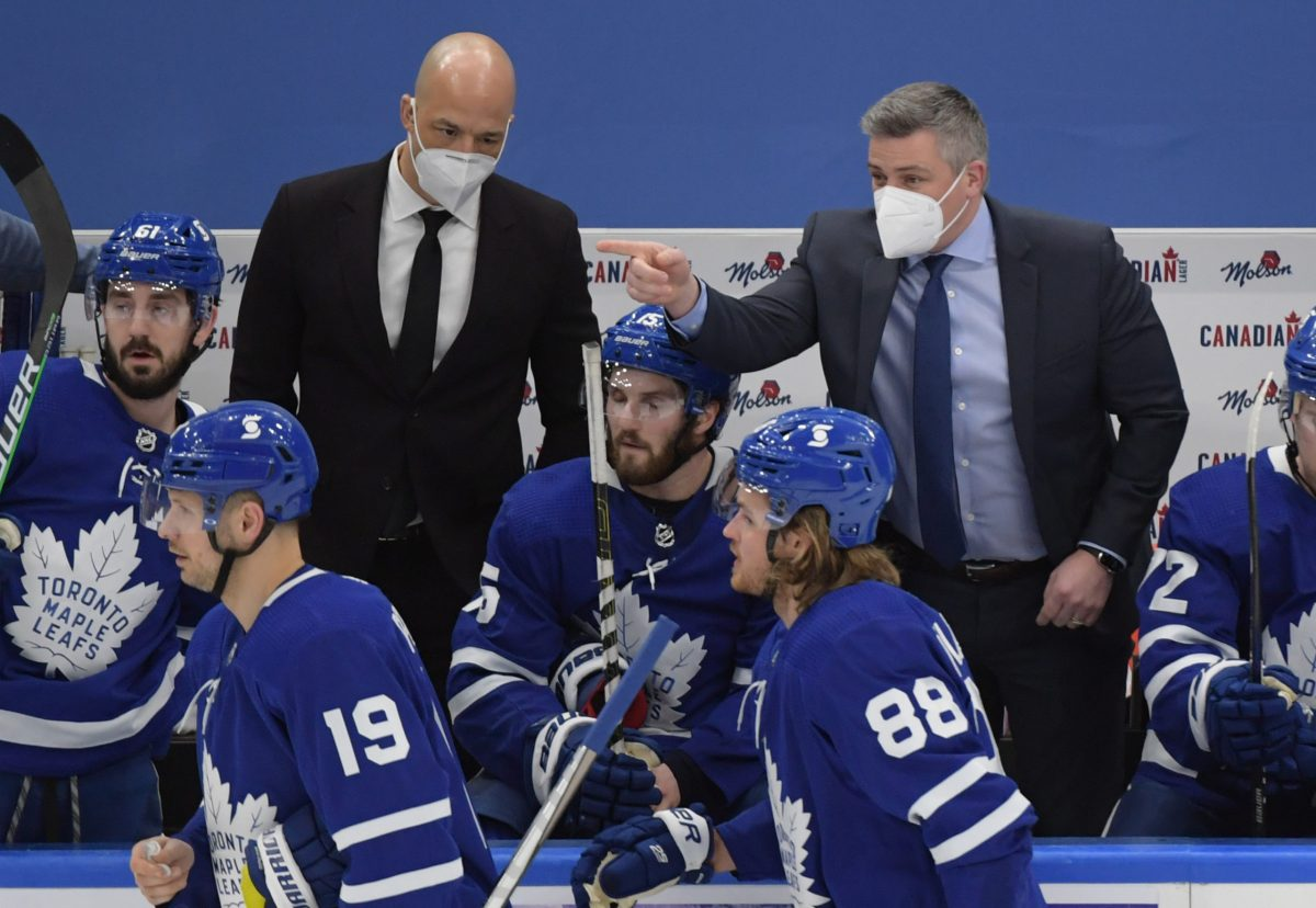 What would you do Wednesday: The way too early Leafs line combinations