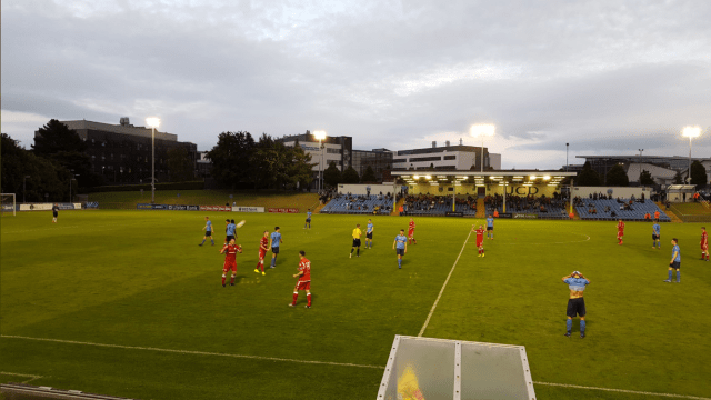 Shelbourne v UCD