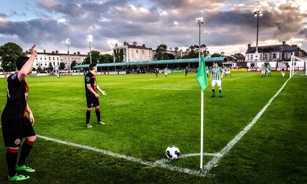 Match Action Carlisle Grounds Bray