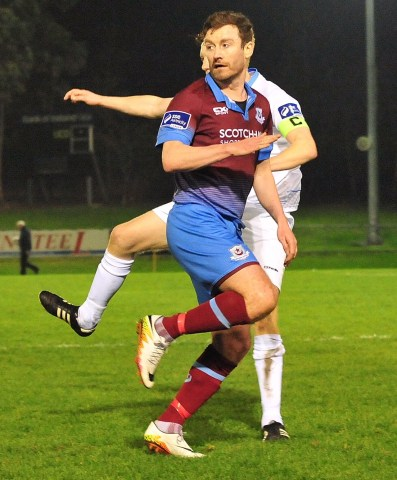 Stephen Elliott Drogheda United