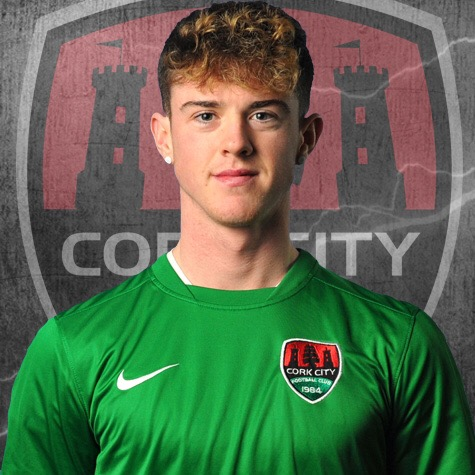 Jordan O'Regan Cork City FC