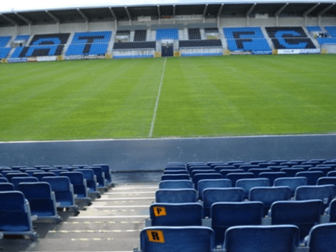 Athlone Town stadium