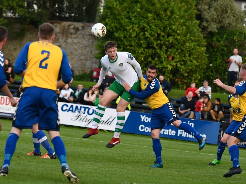 Conor Keeley Cabinteely