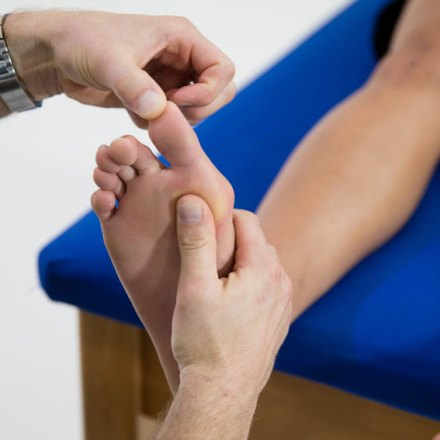 Functional Hallux Rehabilitation