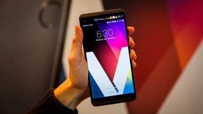 LG V20 Android or 8.0 update