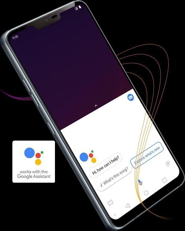 Software LG G7
