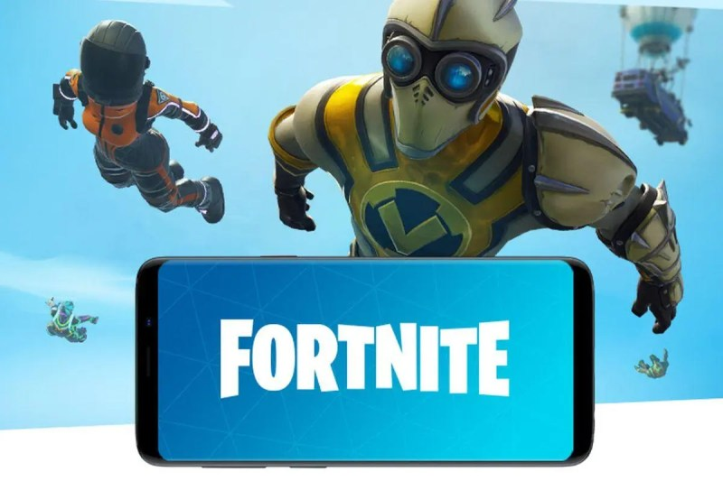 Fortnite Mobile APK Download For Any Android Phone (Mod v8 20 2)