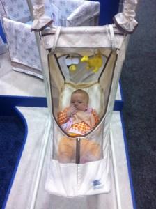 Arm's Reach Concepts Cocoon, baby hammock